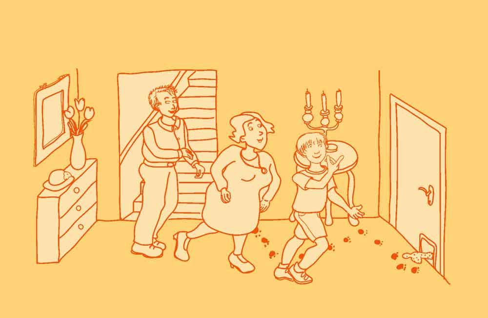 Leseförderung mit Rätselgeschichten: Wer, wie, was war's?