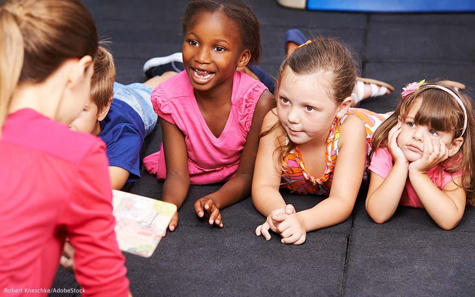 Sprachförderung mit Bildergeschichten in Kindergarten und Vorschule