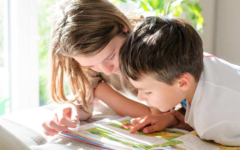 LESETANDEMS – Gemeinsam flüssig lesen lernen
