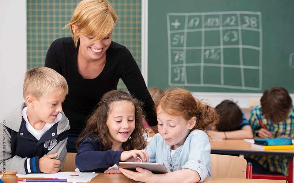 Digitalisierung in der Grundschule – Ansätze für erfolgreiches Lernen