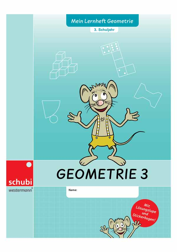 Lernhefte Geometrie, 3. Klasse