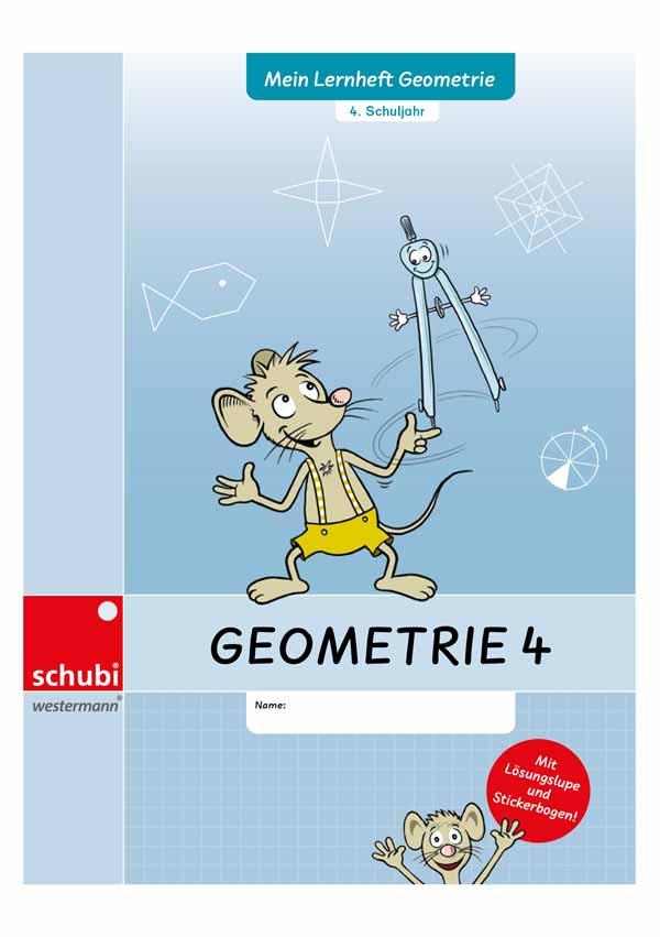 Lernhefte Geometrie, 1.-2. Klasse