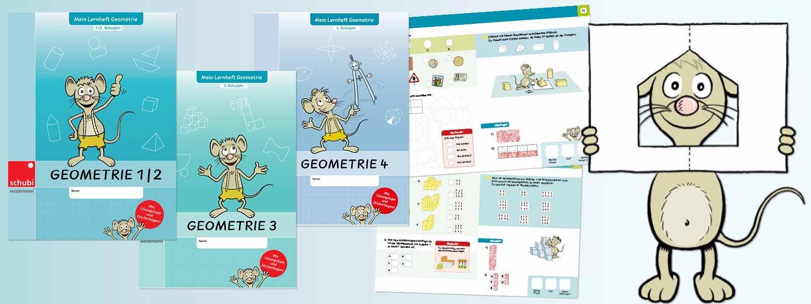 Lernhefte Geometrie